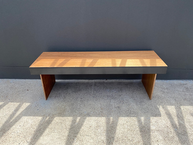 Bench Seat w/ Removal Legs
