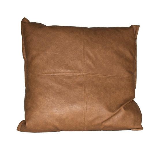Cushion Tan Leather