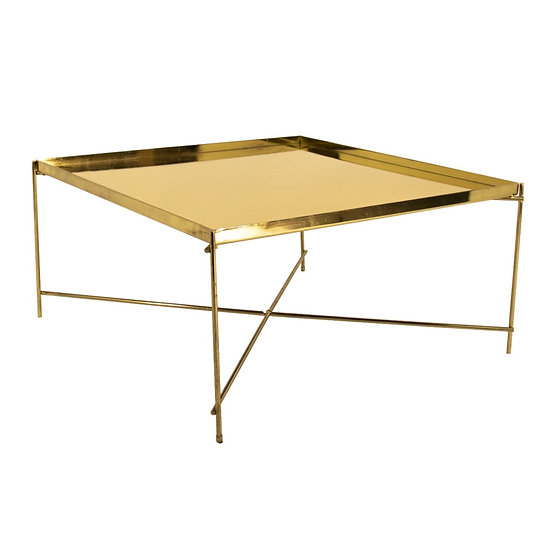 Coffee Table Gold Large