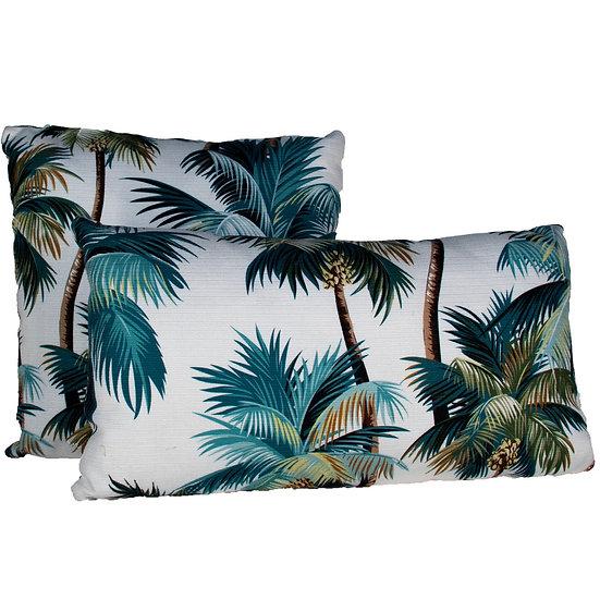 Cushion Palm Tree Square