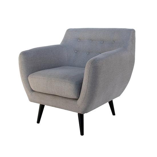 Chair Grey Single