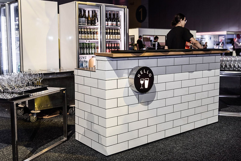 White Tile Bar - For Bar Service