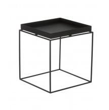 Coffee Table Black Wire Square Small