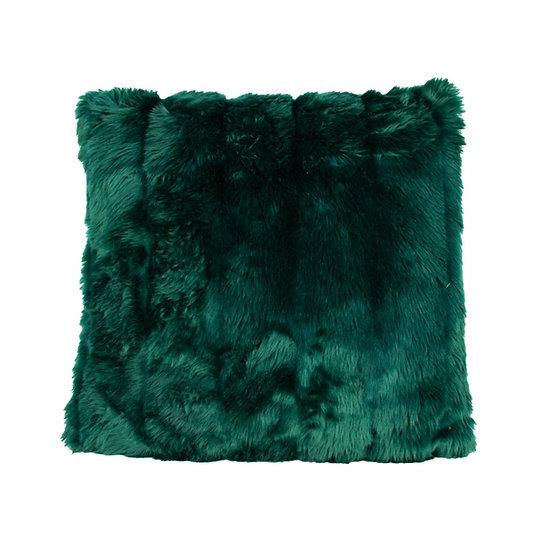 Cushion Green Plush
