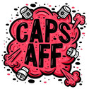 It's TOMORROW!!! Find us at Caps Aff in