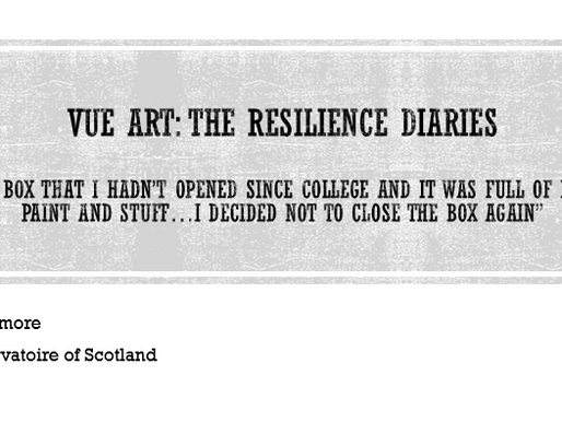 Covid-19 resilience diaries: lived experiences of artists