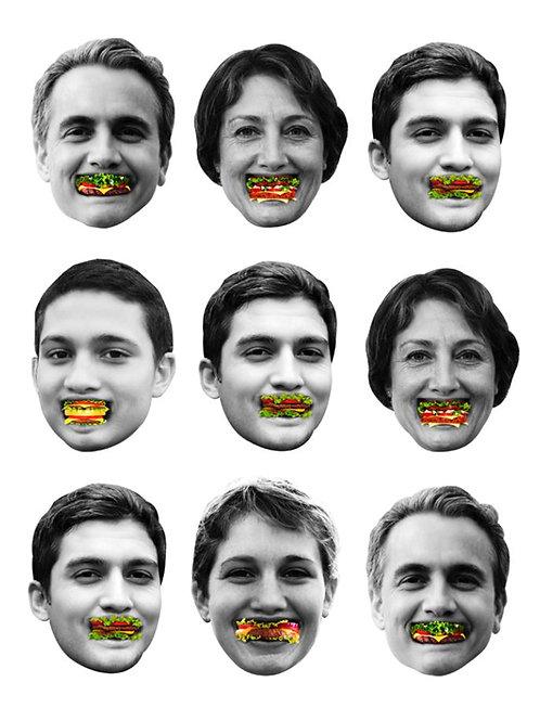 Burguer Heads