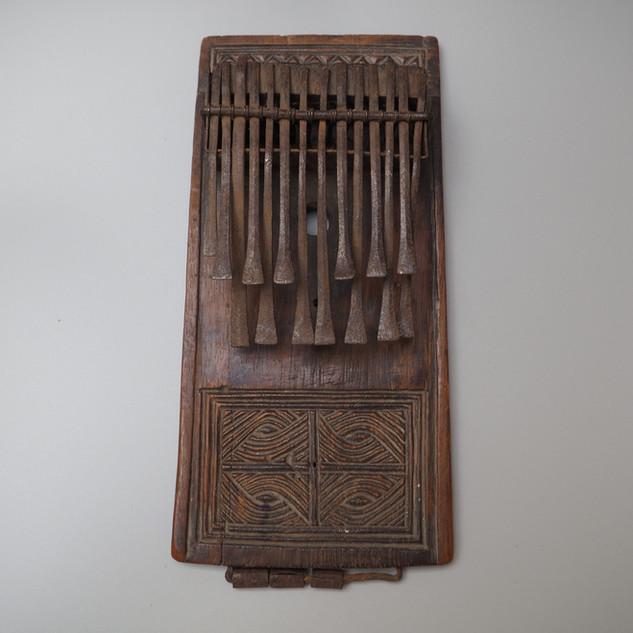 Angola Chokwe Mbira thumb piano
