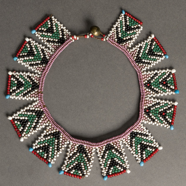 South African Zulu necklace