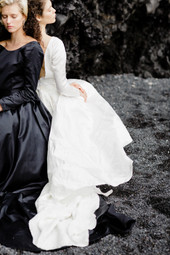 Destination Photographer| Editorial Pearl and Godiva | Iceland | Vik