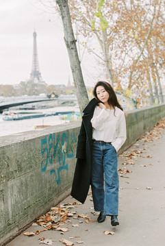 Portrait session in Paris