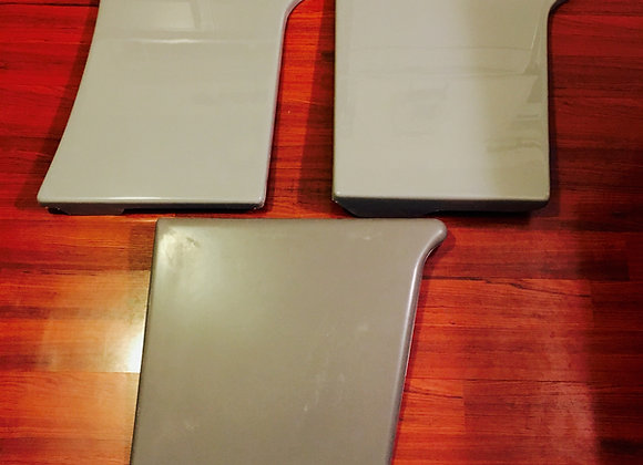 Fiberglass Extension Panels - Pair
