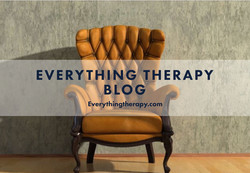 Everything Therapy Blog