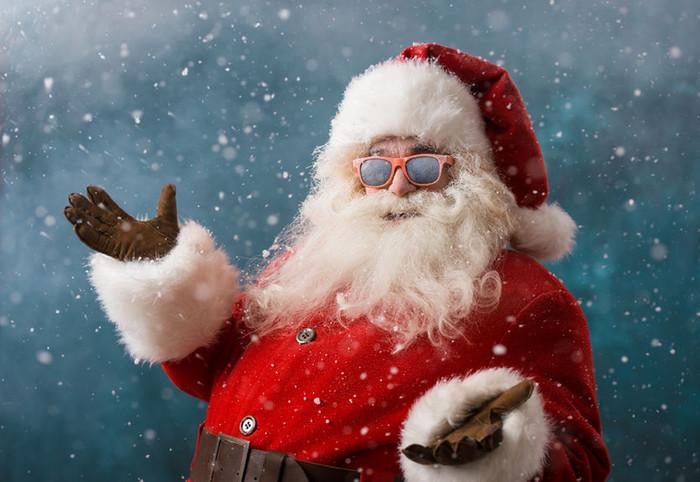 Is Santa Claus real?