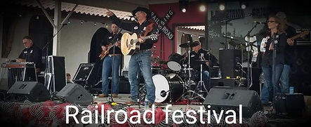 We had a great time at the Railroad Fest