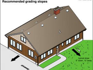 How Proper Grading Can Prevent Water Damage