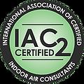 Indoor air consultant