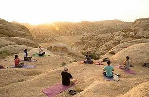 Meditation Petra
