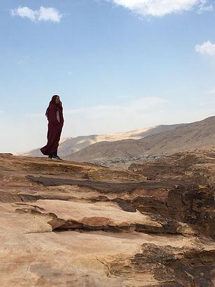 Jordan woman Petra.JPG