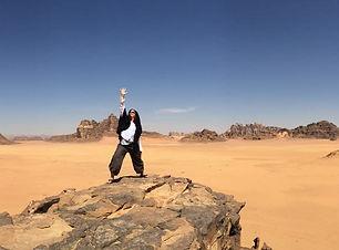 Desert Yoga 3