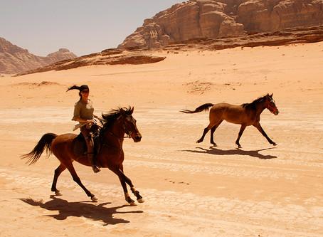 To Petra on Horseback