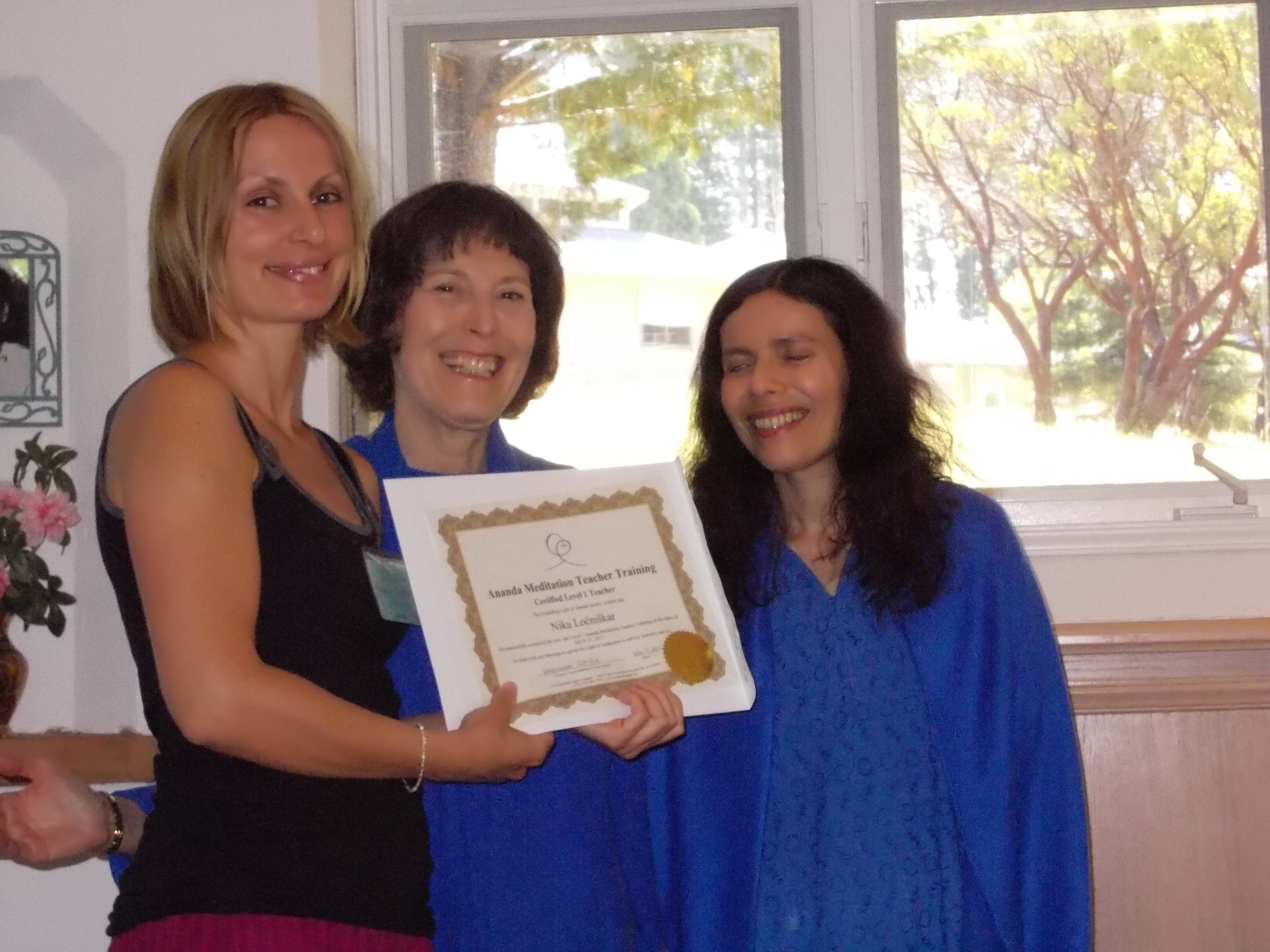 podelitev diplom