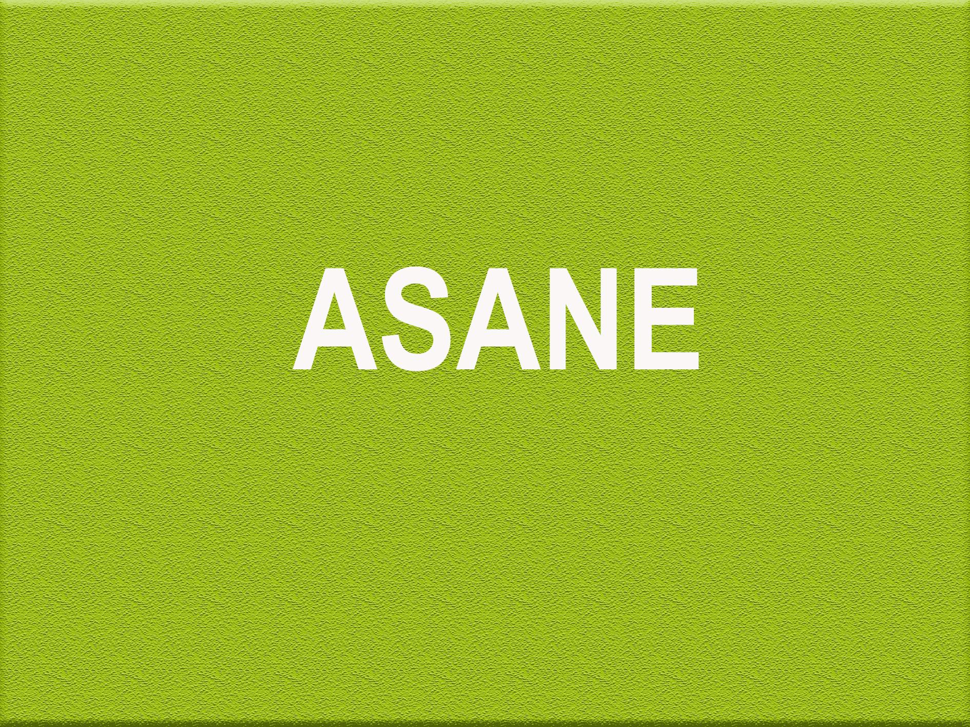 ASANE