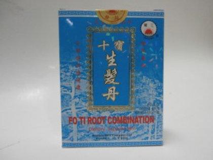 Fo Ti Root Combination Shi Bao Sheng Fa Da