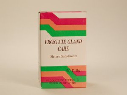 Prostate Gland Care