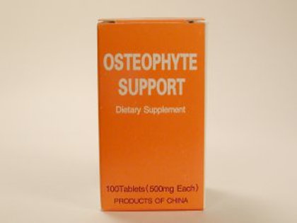 Osteophyte Support
