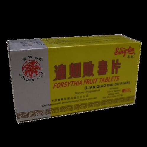 Lian Qiao Bai Du Pian Also Called Lienchiaopaitu Pien