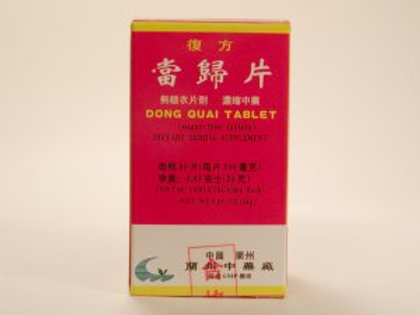 Dong Quai Tablet (Sugar Free Tablets)