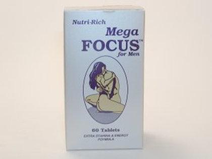 Nutri-Rich Meg Focus For Men