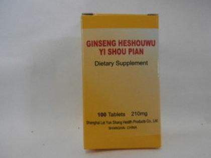 Ginseng Heshouwu Yi Shou Pian