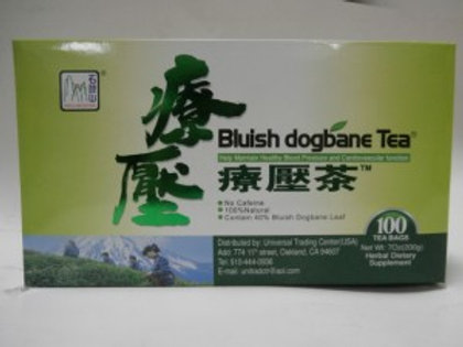 Bluish Dogbane Tea Blood Pressure and Cardiovascular