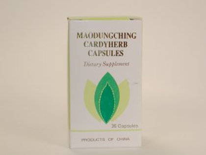Maodungching Cardyherb Capsules