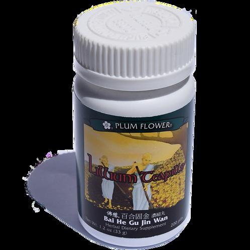 Lilium Teapills Bai He Gu Jin Wan