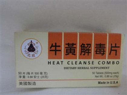 Niu Huang Jie Du Pian Heat Cleanse Combo