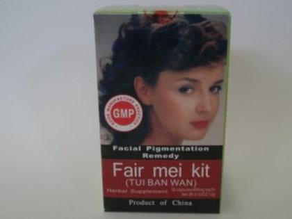 Fair Mei Kit (Tui Ban Wan) Facial Pigmentation Remedy