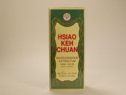 Hsiao Keh Chuan: Special Medicine For Bronchitis