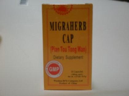 Pian Tou Tong Wan Migraherb Cap
