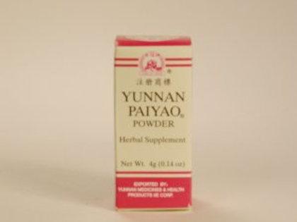 Yunnan Paiyao Or Yunnan Baiyao Powder