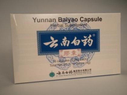 Yunnan Baiyao Capsule Or Yunnan Paiyao Capsule