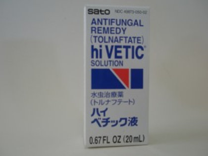 Antifungal Remedy (Tolnaftate) Hi Vetic Solution