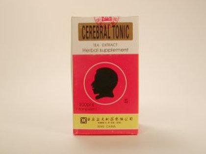 Cerebral Tonic Tea Extract