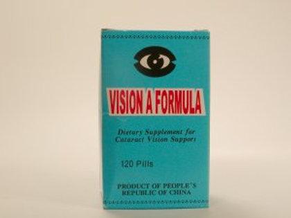"""Vision A Formula """"Cataract Vision Support Pills"""""""