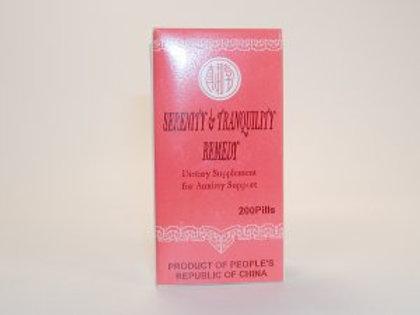 "Serenity & Tranquility Remedy ""Nerve Weak Pill"""