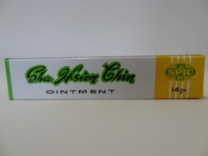 Sha Hsien Chin Ointment