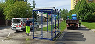 Frýdek-Místek bude mít čisté autobusové zastávky