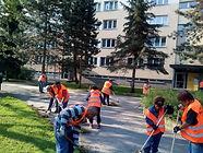 První letošní blokové čištění ulic až 12. května